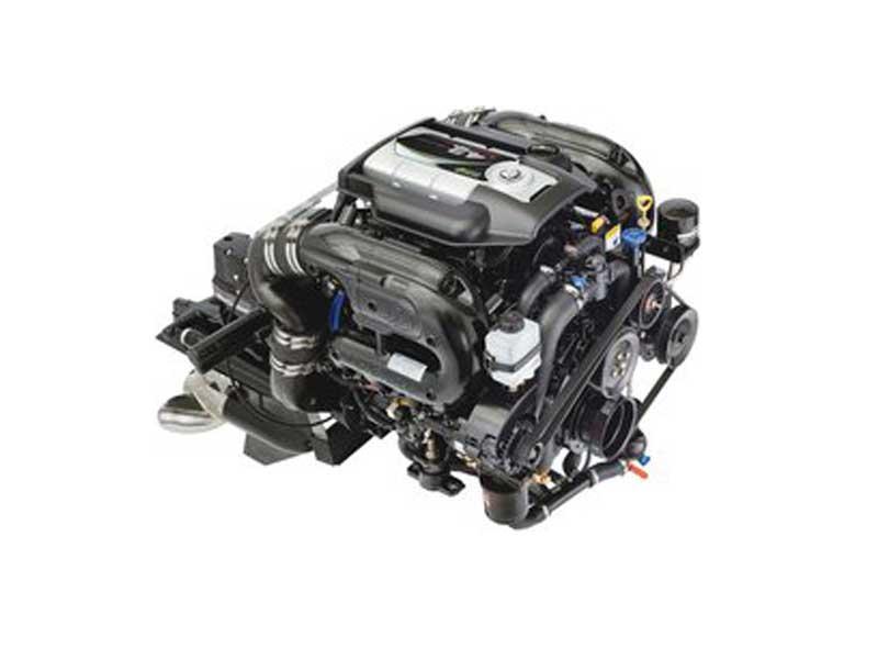 Motor Mercruiser 4.3L MPI