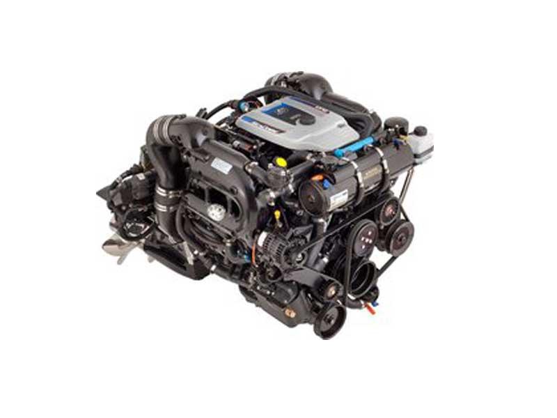 Motor Mercruiser 5.0L MPI